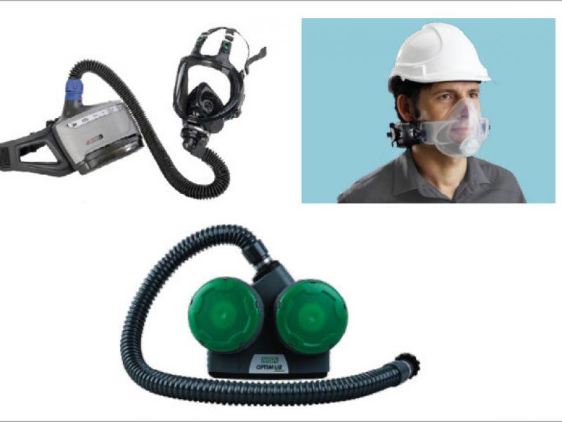 Masques à ventilation assistée