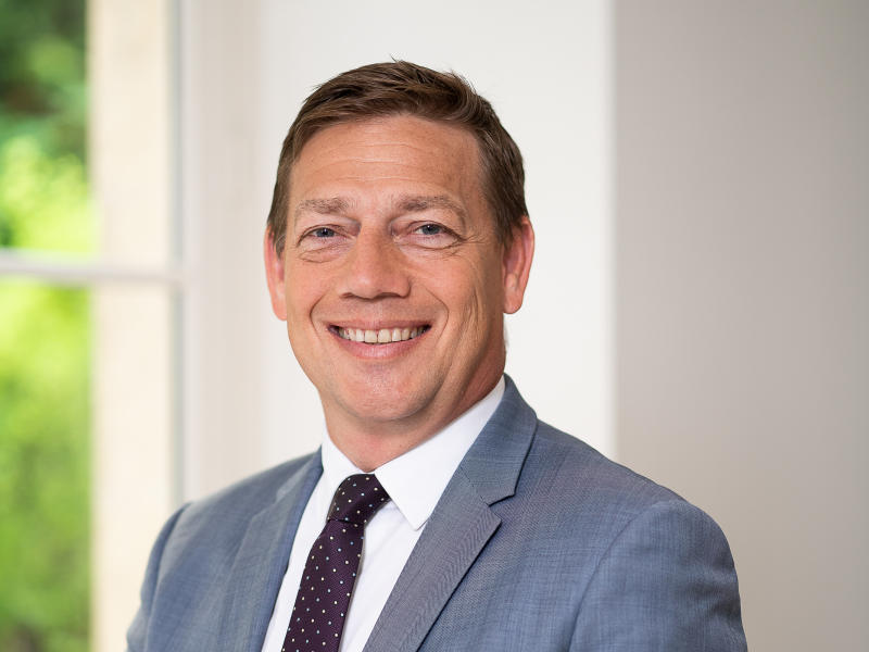 Jean-Christophe Repon. nouveau président de la Capeb