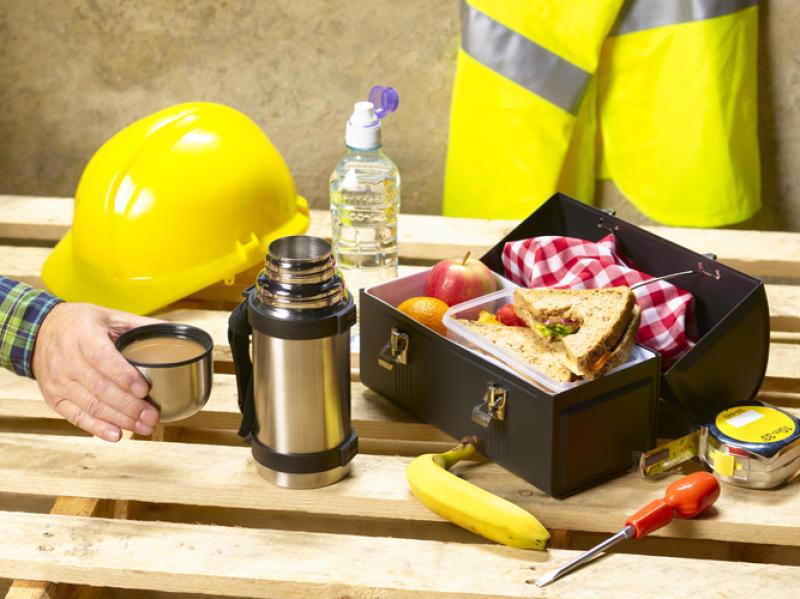 Repas sur les chantiers