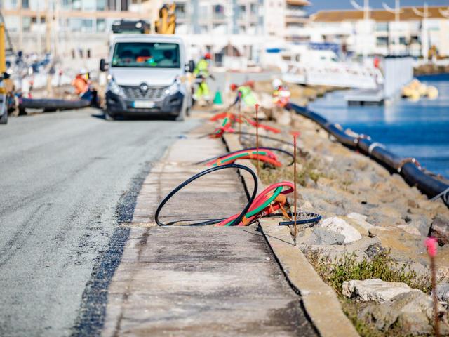 Travaux à proximité des réseaux électriques