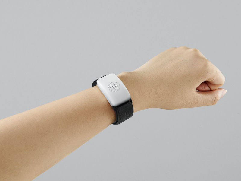Un bracelet intelligent pour prévenir les coups de chaleur sur les chantiers