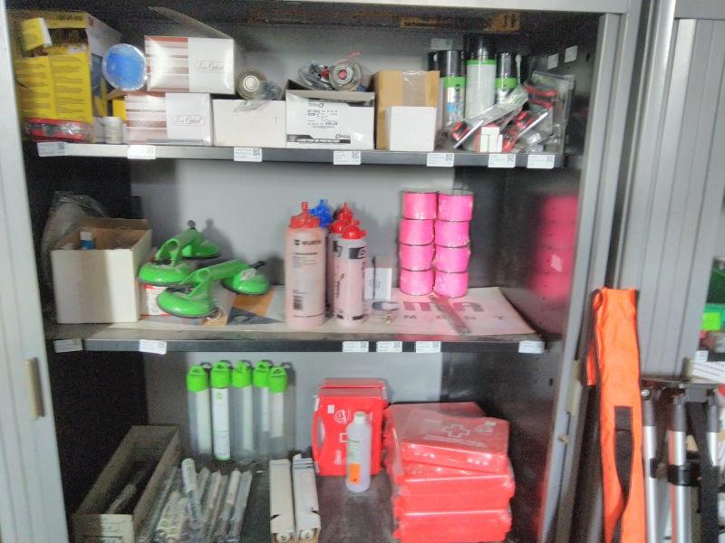 Logiciel de gestion de matériel Secma Bâtiment