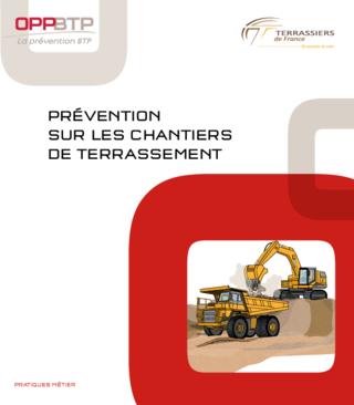 OUVRAGE - D1 G 01 16 - Prévention sur les chantiers de terrassement
