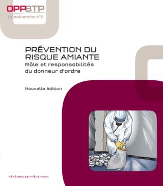 OUVRAGE - A4 G 03 18 - Prévention du risque amiante - Rôle et responsabilités du donneur d'ordre