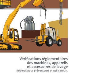 Brochure INRS Levage