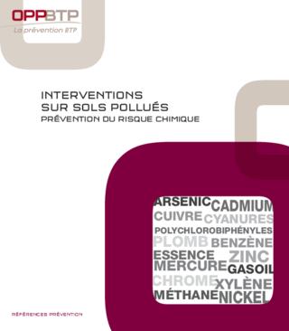 O33-Interventions sur sols pollués - Prévention du risque chimique