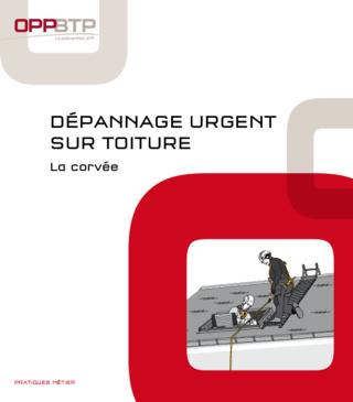 O26-Dépannage urgent sur toiture - la corvée