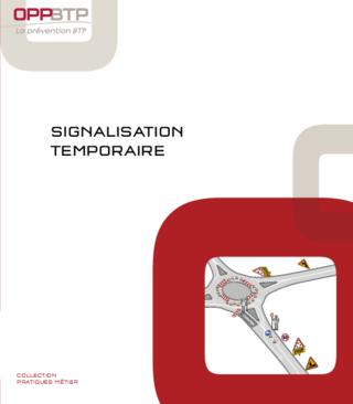 OUVRAGE - D6 G 08 17 - Signalisation temporaire