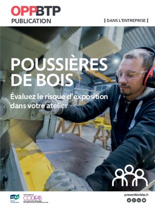O97-Poussières de bois - Évaluez le risque d'exposition dans votre atelier