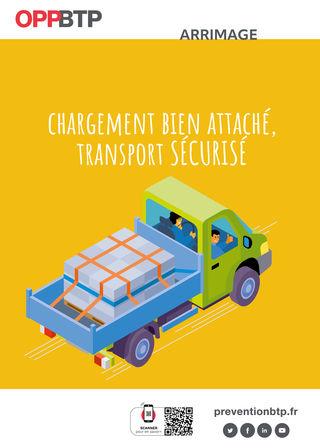AF71 - Chargement bien attaché, transport en sécurité