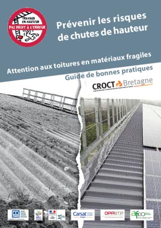 OUVRAGE - J1 G 01 18 - Prévenir les risques de chutes de hauteur : attention aux toitures en matériaux fragiles
