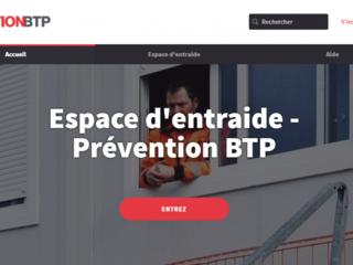 Espace entraide Covid-19 Prévention BTP