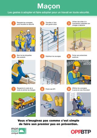 AF109- Macon- Les gestes à adopter pour travailler en sécurité Prems