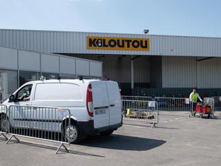 Réouverture de l'agence Kiloutou à Herblay