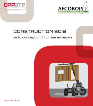 OUVRAGE - E7 G 01 13 - Construction bois - de la conception à la mise en œuvre