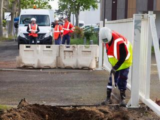 Eurovia organise des chantiers test