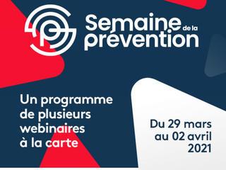 En 2021, la Journée de la Prévention proposée par la FFB devient la Semaine de la Prévention, en 100% digital
