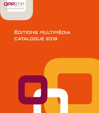 OUVRAGE - Catalogue des éditions multimédia 2019