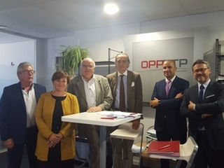 Agence Nouvelle Aquitaine OPPBTP