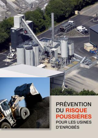 OUVRAGE - D6 G 10 18 - Prévention du risque poussières pour les usines d'enrobés