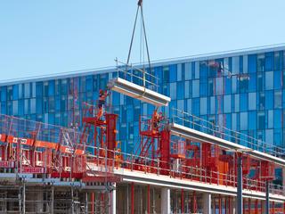 Bouygues Bâtiment Nord-Est a mis en œuvre un process de maîtrise des préfabriqués.