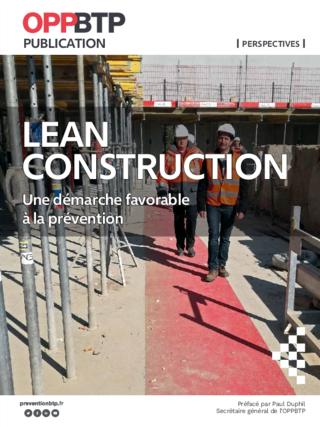 O95 - Lean Construction - Une démarche favorable à la prevention