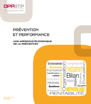 O59-Prévention et performance - Une approche économique de la prévention