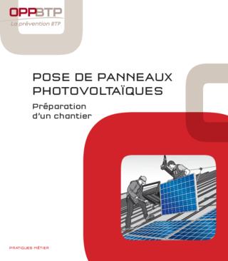 OUVRAGE - G3 G 01 11 - Pose de panneaux photovoltaïques - Préparation d'un chantier