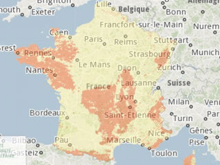 Potentiel radon