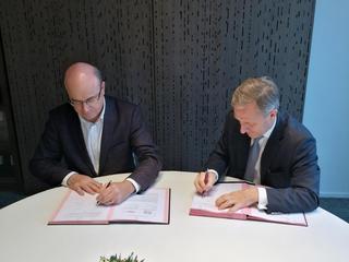 Signature d'un partenariat entre le Setvf et l'OPPBTP