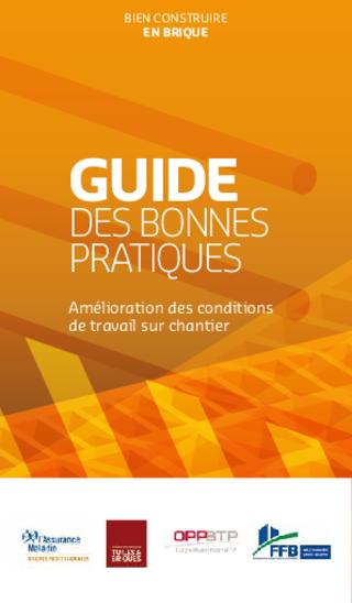 OUVRAGE - Bien construire en brique - Guide des bonnes pratiques