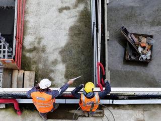 Inspection de chantier