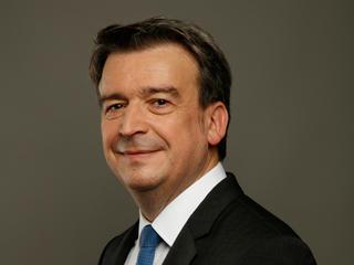 Olivier Salleron, président de la Fédération française du bâtiment