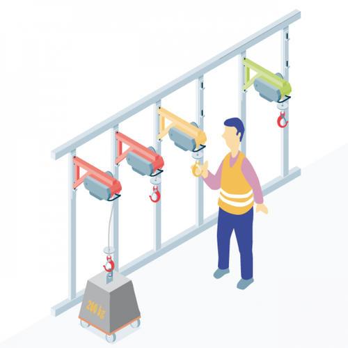S452 - Comment stocker astucieusement les treuils de chantier ?
