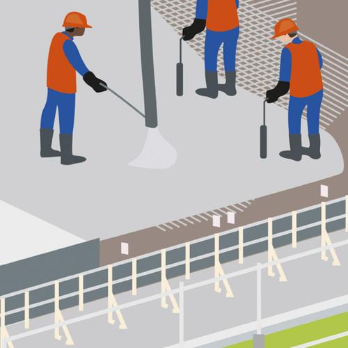S208-Sécuriser le travail en hauteur lors de la construction d'un pont