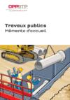 M23 - MEMENTO - Accueillir sur un chantier de travaux publics