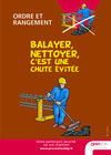 AF34-Ordre et rangement - Balayer, nettoyer, c'est une chute évitée