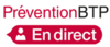 Logo préventionBTP en direct