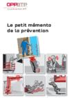 MEMENTO - A7 H 01 17 - Le petit mémento de la prévention
