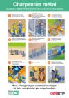 AF100- Charpentier-metal- Les gestes à adopter pour travailler en sécurité Prems