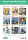 AF116- Serrurier-Métallier-Ferronnier- Les gestes à adopter pour travailler en sécurité Prems