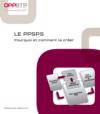 OUVRAGE - A1 G 11 19 - PPSPS – Plan particulier de sécurité et de protection de la santé