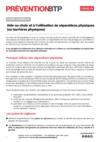 FOP62-Covid-19 : Aide au choix et à l'utilisation de séparations physiques (ou barrières physiques)