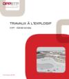O70-Travaux à l'explosif - CPT Généralités