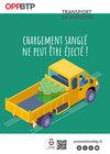 AF49 - AFFICHE - Arrimer les charges dans le véhicule lors du transport routier-V2