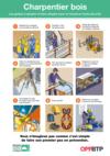 AF99- Charpentier-Bois- Les gestes à adopter pour travailler en sécurité Prems