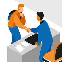 S599 - Accueillir un nouveau salarié en contrat de qualification