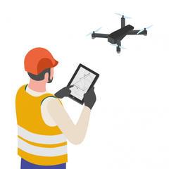 S787 - Utiliser un drone et un logiciel de gestion pour le métré de couverture