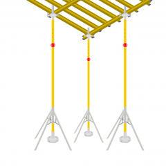 S42-Choisir un dispositif de maintien provisoire des étais et poutrelles