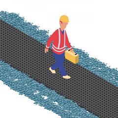 S458 - Sécuriser les circulations piétonnes avec des tapis antiglisse